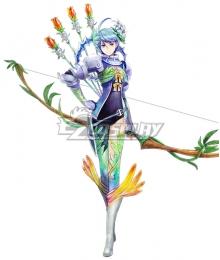 Tokyo Mirage Sessions FE Eleanora Ellie Yumizuru Mirage Master Cosplay Costume