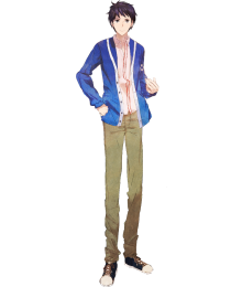 Tokyo Mirage Sessions FE Itsuki Aoi Cosplay Costume