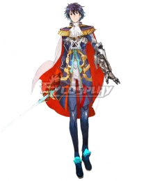 Tokyo Mirage Sessions FE Itsuki Aoi Mirage Master Cosplay Costume