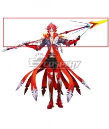 Tokyo Mirage Sessions FE Touma Akagi Mirage Master Spear Cosplay Weapon