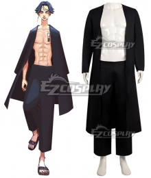 Tokyo Revengers Kakucho Hitto Cosplay Costume