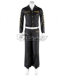 Tokyo Revengers Souya Kawata Angry Cosplay Costume