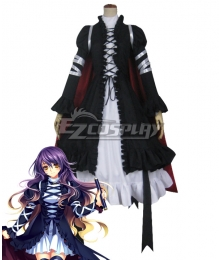 Touhou Project Byakuren Hijiri Cosplay Costume