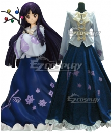 Touhou Project Hifuu Katsudou Kiroku: The Sealed Esoteric History Maribel Han Cosplay Costume