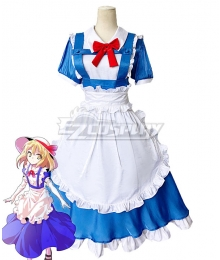 Touhou Project Kana Anaberal Cosplay Costume