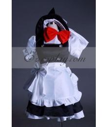 Touhou Project Marisa Kirisame Cosplay Costume