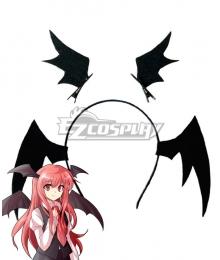 Touhou Project Little Devil Koakuma Headwear Cosplay Accessory Prop