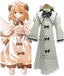 Touhou Project Luna Child Cosplay Costume