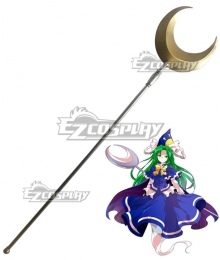 Touhou Project Mima Stave Cosplay Weapon Prop