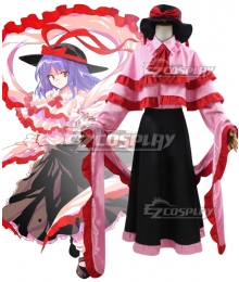 Touhou Project Nagae Iku Cosplay Costume