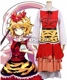 Touhou Project Shou Toramaru Cosplay Costume