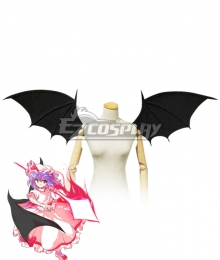 Touhou Project Vampire Remilia Scarlet Wings Cosplay Accessory Prop