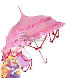 Touhou Project Yakumo Yukari Umbrella Cosplay Weapon Prop