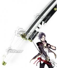 Touken Ranbu Akashi Kuniyuki Sword Cosplay Weapon Prop
