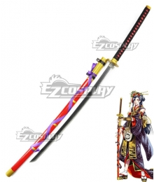 Touken Ranbu Jiroutachi Jiro Tachi Sword Cosplay Weapon Prop