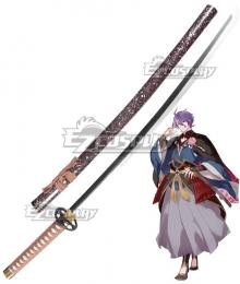 Touken Ranbu Kasen Kanesada Cosplay Weapon Prop