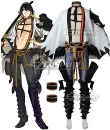 Touken Ranbu Online Nagasone Kotetsu Cosplay Costume