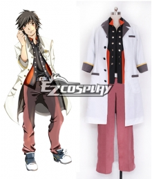 Tales of Xillia 2 Jude Mathis Cosplay Csotume