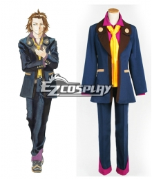Tales of Xillia 2 Alvin Cosplay Costume