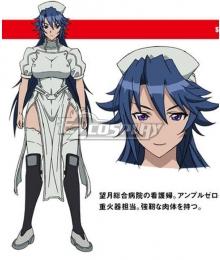 Triage X Sayo Hitsugi Cosplay Costume