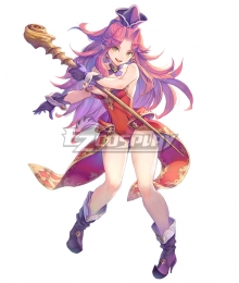 Trials of Mana 3 Angela Cosplay Costume