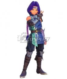 Trials of Mana Hawkeye Ninja Cosplay Costume