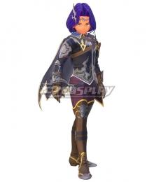 Trials of Mana Hawkeye Wardenkeep Cosplay Costume