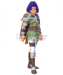 Trials of Mana Hawkeye Wardenkeep Cosplay Costume
