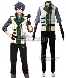 Tsukipro Anime Growth Kensuke Yaegashi Cosplay Costume