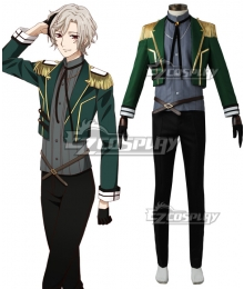 Tsukipro Anime Growth Ryota Sakuraba Cosplay Costume