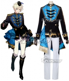 Tsukiuta.THE ANIMATION 2 Aoi Satsuki Six Gravity Cosplay Costume