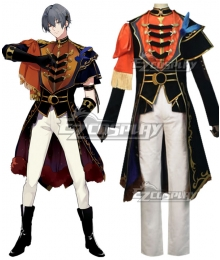 Tsukiuta.THE ANIMATION 2 Arata Uduki Six Gravity Cosplay Costume