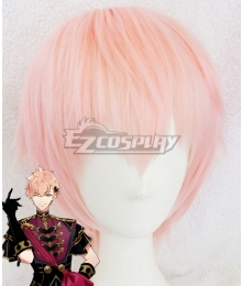 Tsukiuta.THE ANIMATION 2 Koi Kisaragi Pink Cosplay Wig