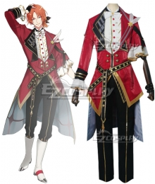Tsukiuta.THE ANIMATION 2 Yoru Nagatsuki Procellarum Cosplay Costume