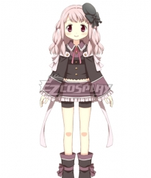 Magia Record: Puella Magi Madoka Magica Side Story Ui Tamaki Cosplay Costume