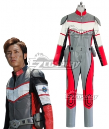 Ultraman Dyna Super GUTS Shin Asuka Cosplay Costume