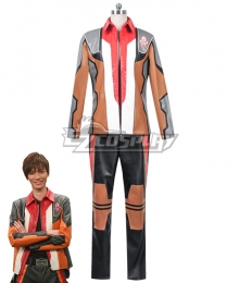 Ultraman Ginga UPG Hikaru Raido Cosplay Costume