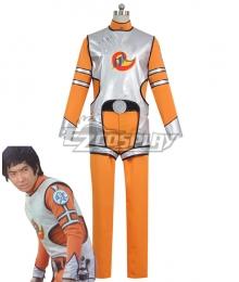 Ultraman Leo MAC Gen Ohtori Cosplay Costume