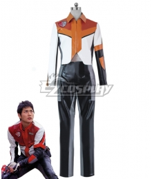 Ultraman Max Dash Kaito Touma Cosplay Costume