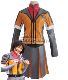 Ultraman Mebius Crew Guys Japan Female Cosplay Costume