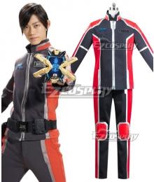 Ultraman X Xio Daichi Ozora Cosplay Costume