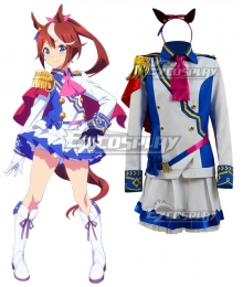 Uma Musume: Pretty Derby Tokai Teio Cosplay Costume