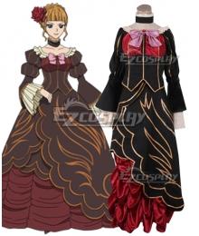 Umineko no Naku Koro ni Beatrice Cosplay Costume