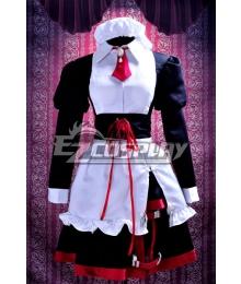 Umineko no Naku Koro ni  Shannon maid cosplay costume
