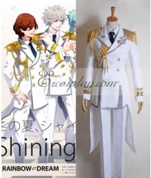 Uta no Prince-sama Shining Shining All Star QUARTET★NIGHT Singing Cosplay Jacket