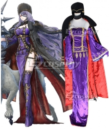 Valkyria Chronicles 4 Crymaria Levin Cosplay Costume