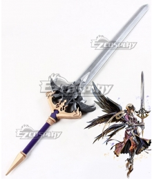 Valkyrie Connect Brunnhilde Sword Cosplay Weapon Prop