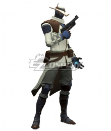 Valorant Cypher Cosplay Costume