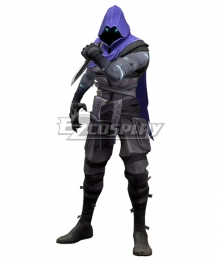Valorant Omen Halloween Cosplay Costume