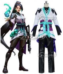 Valorant Sage Cosplay Costume